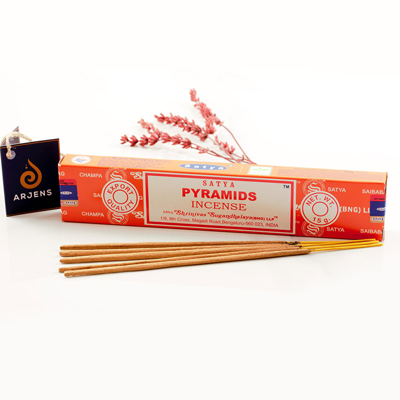 Satya Pyramids Çubuk Tütsü