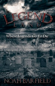 Legend Land Final Cover