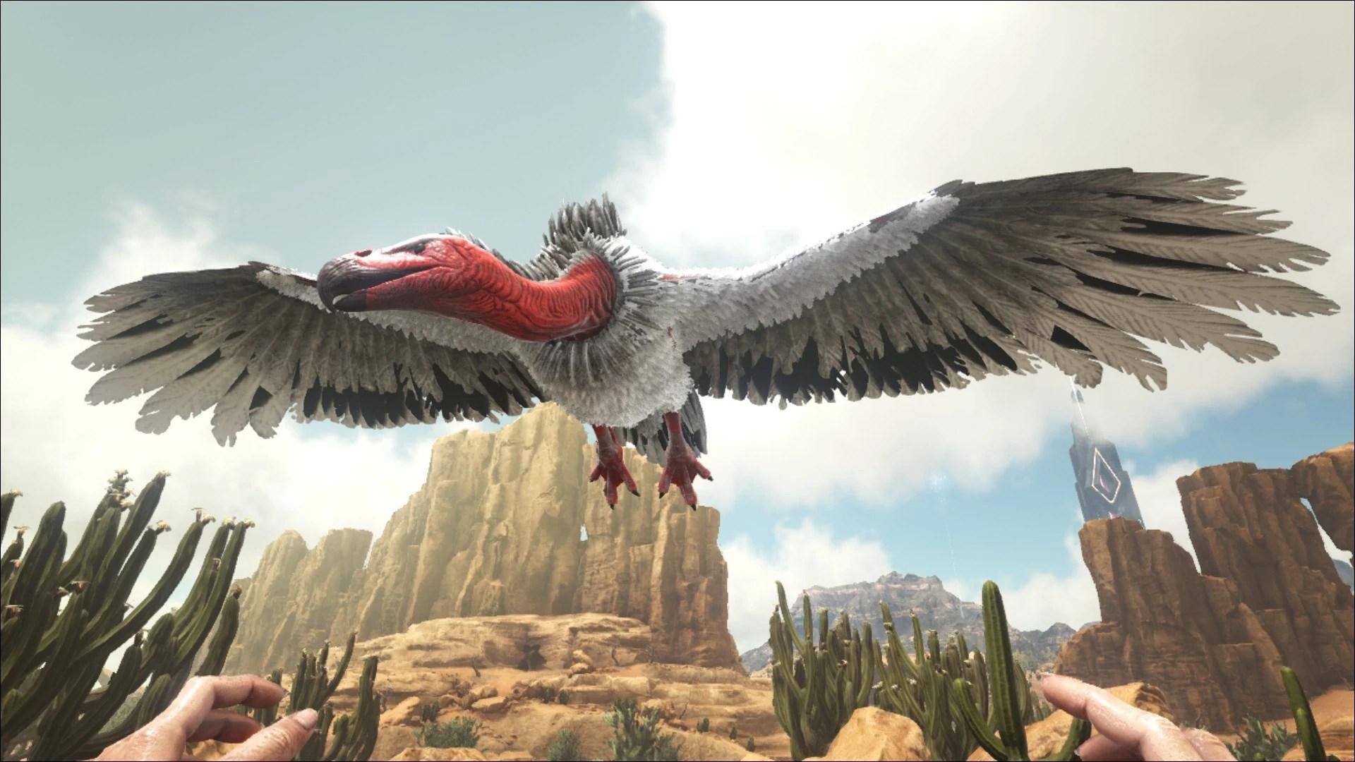 Vulture Official ARK Survival Evolved Wiki