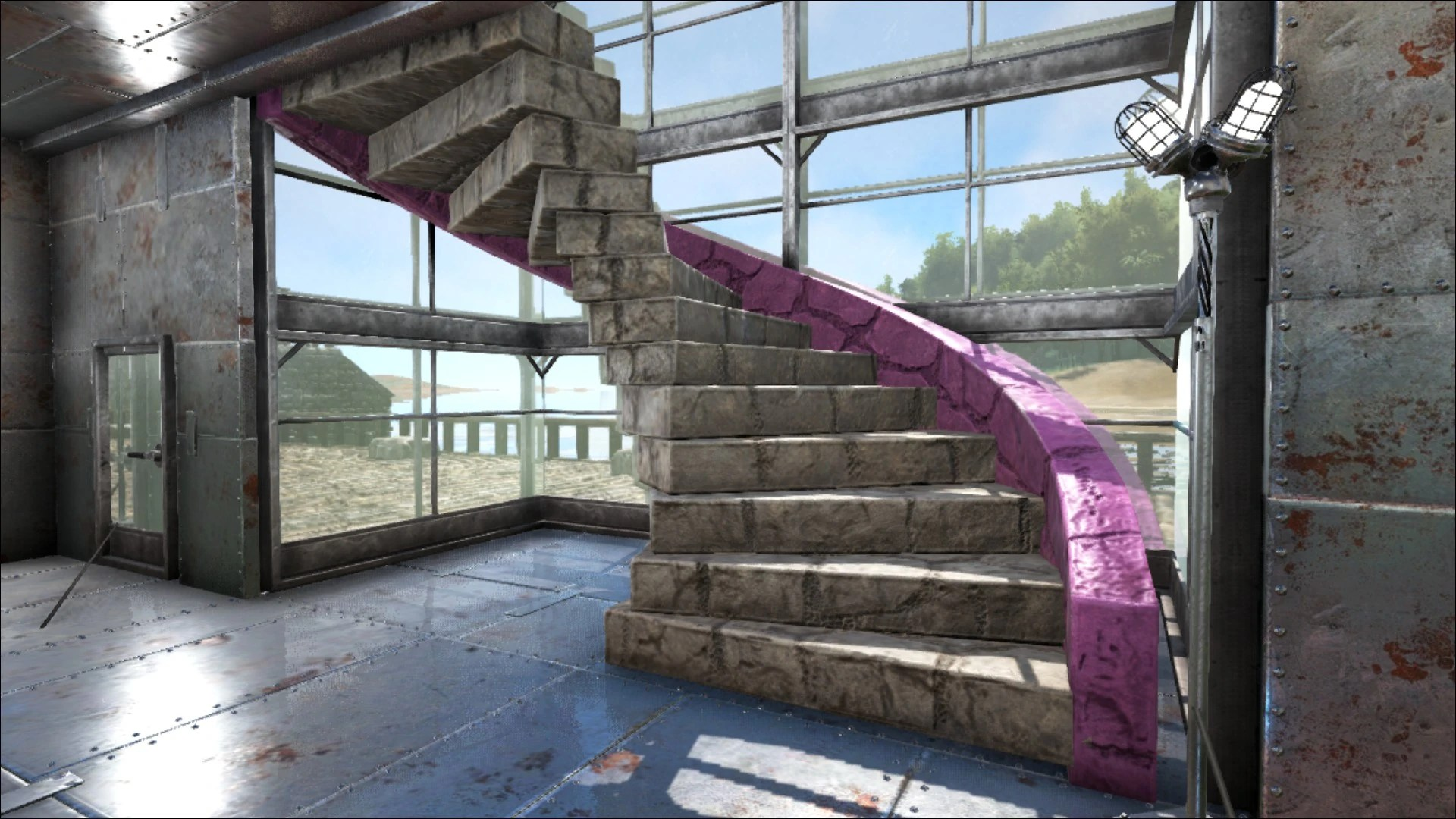 Stone Staircase Official Ark Survival Evolved Wiki