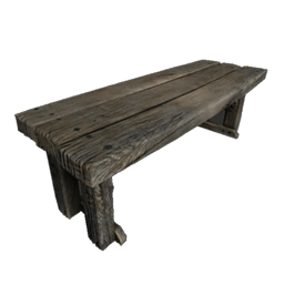 Wooden Bench Official Ark Survival Evolved Wiki