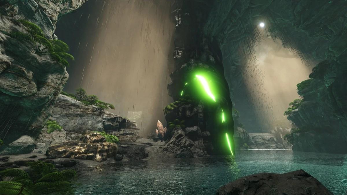 Central Cave Official ARK Survival Evolved Wiki