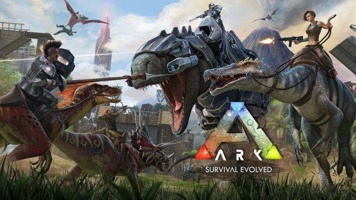 【ARK】ARKのはじめかた:PC版【基本】