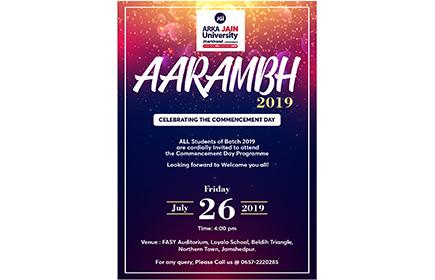 AARAMBH 2019_435x280