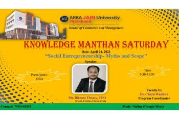 Knowledge Manthan Saturday 350x233