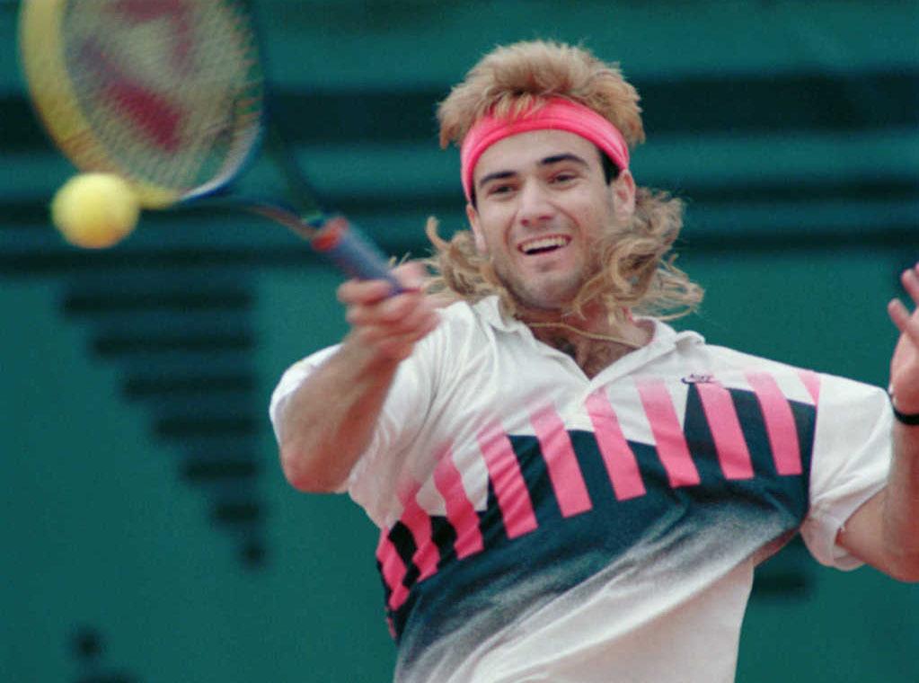 Życiorysy wielkich tenisistów – Andre Agassi