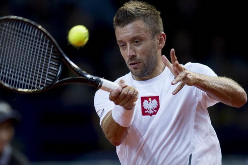 Życiorysy polskich tenisistów – Michał Przysiężny