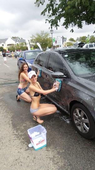 Washing!