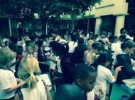 Crawford Preparatory Cake and Candy Sale 003