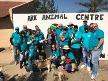 FNB outreach to Ark Animal Puppy Shelter 008