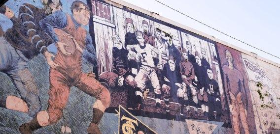 Fordyce Arkansas mural