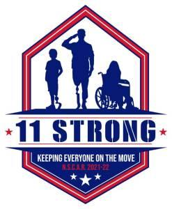 11 Strong Logo