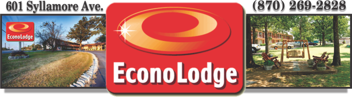 Econo Lodge - Mountain View, AR