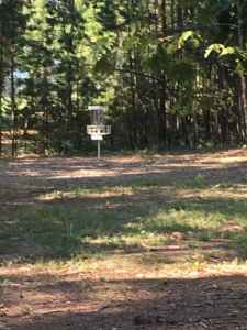Bluegrass Trails Disc Golf Course - Mountain View, Arkansas