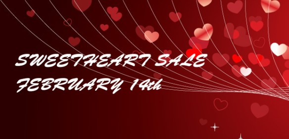 When you bring your Sweetheart in Today to buy Him (or Her) a New Buick or GMC, the Sales Tax is FREE!