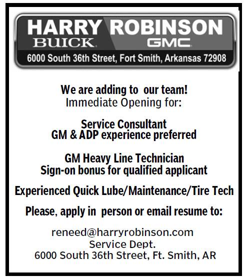 hiring may 2014
