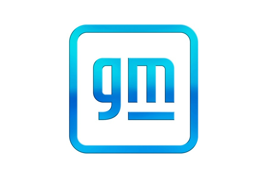 general motors updated logo  2021