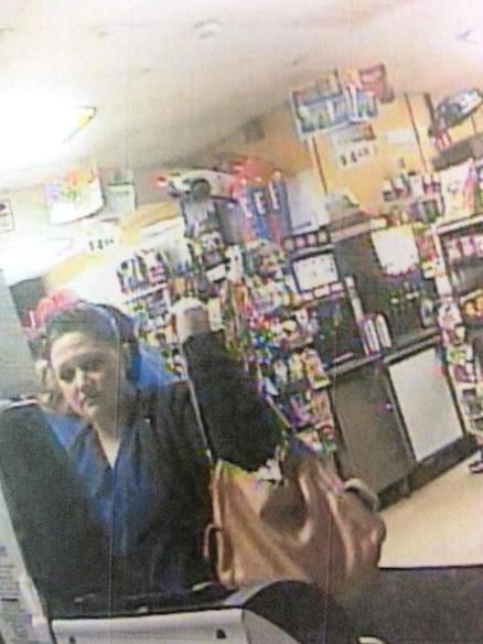 Garland County Counterfeit Checks Suspect 141218