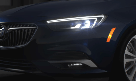 sportback headlights