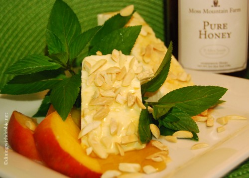 feta with honey Foodie Friday