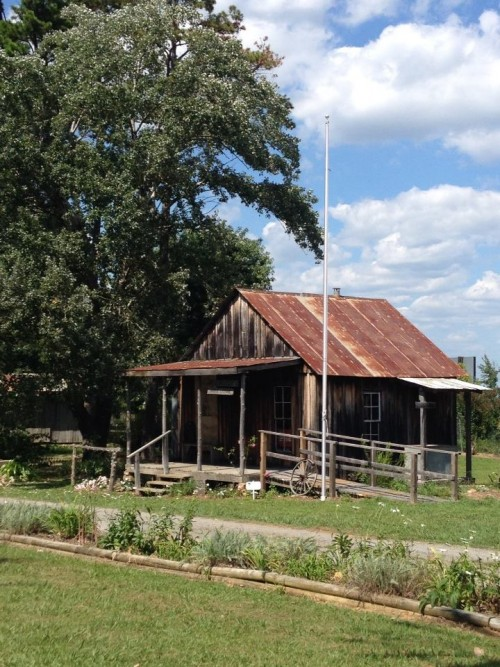 Pioneer Village in Searcy, Arkansas