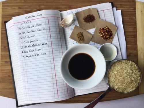 Saffron Rice_Ingredients 2