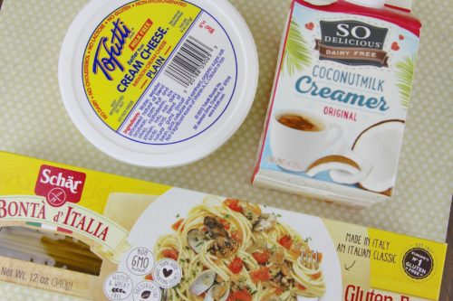 Gluten-Free, Dairy-Free Pasta Alfredo products