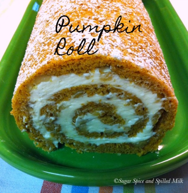 Pumpkin Roll Anita Stafford