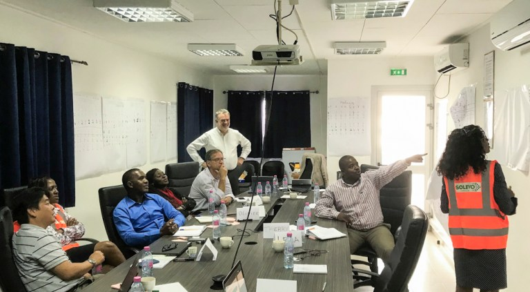 Commercial Excellence training in Africa