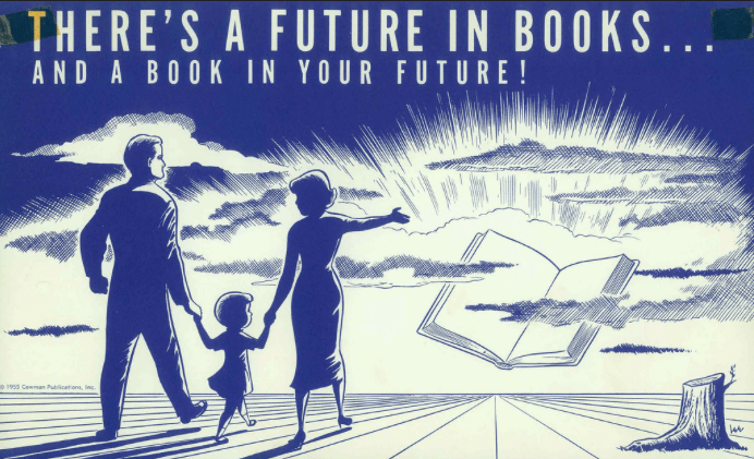 There's a Future in Books!
