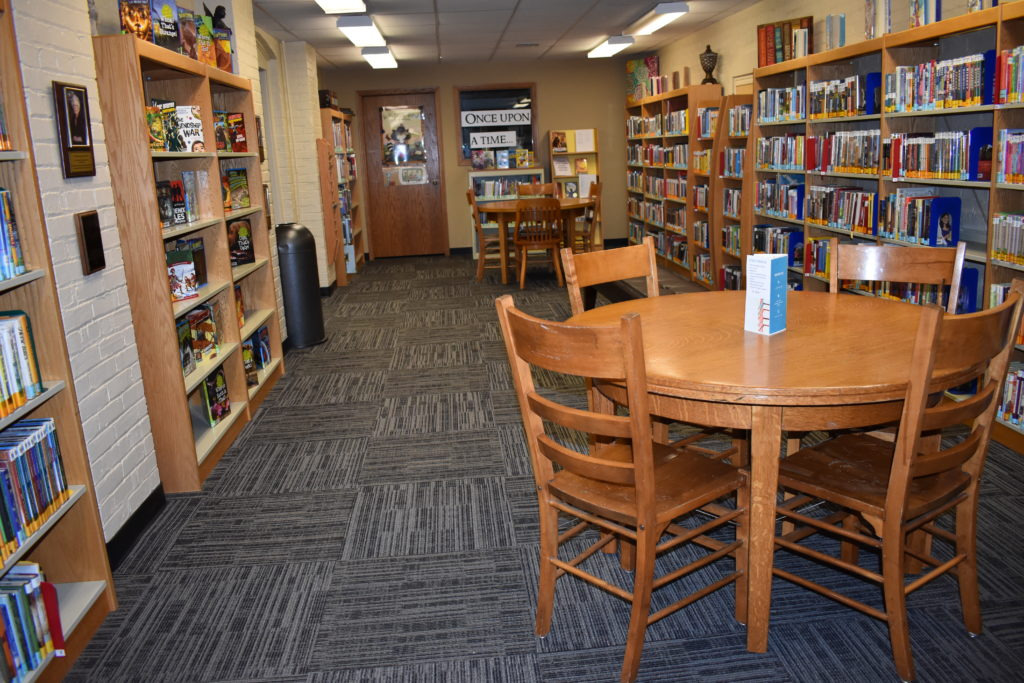 Junior Fiction Room