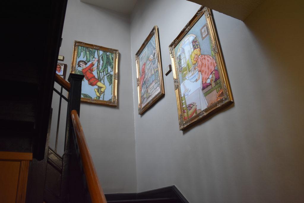 Stairwell Artwork