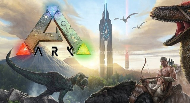 ARK Survival Evolved Color ID Chart for Dinos Regions
