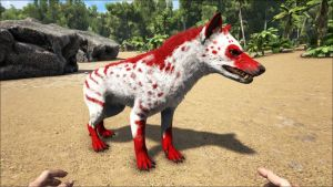 ark console commands Hyaenodon_PaintRegion4