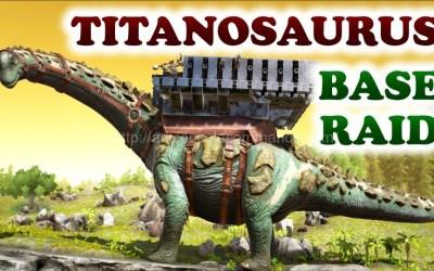 Ark Titanosaurus