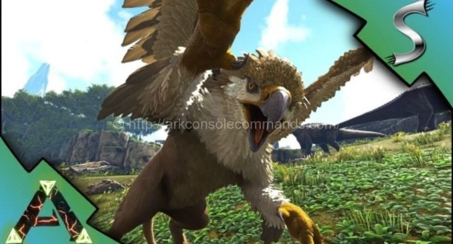 Ark Griffin - Ark Survival Evolved