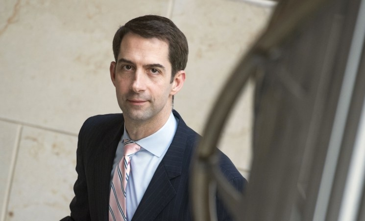 Arkansas Senator Cotton Listed as Paying $20,000 to Cambridge Analytica
