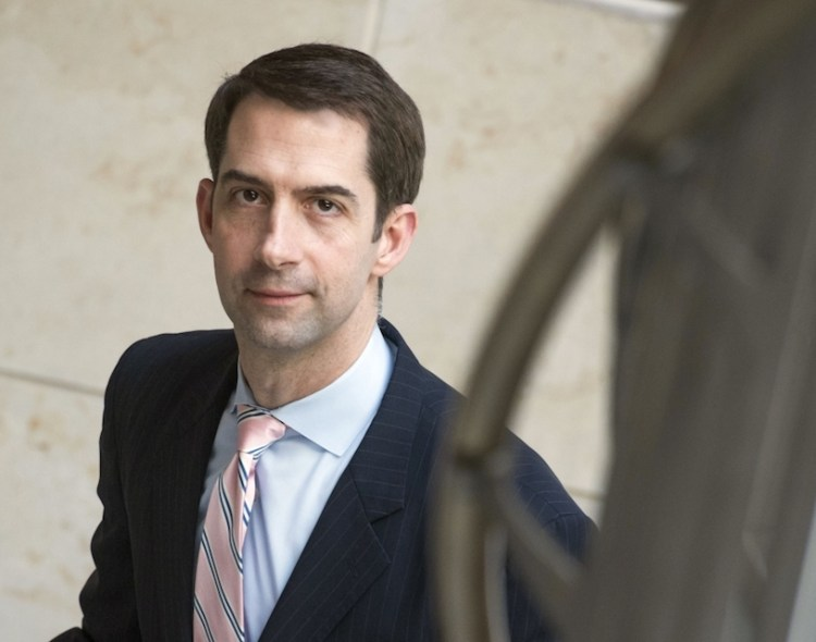 Arkansas Senator Cotton Listed as Paying $20,000 to Cambridge Analytica