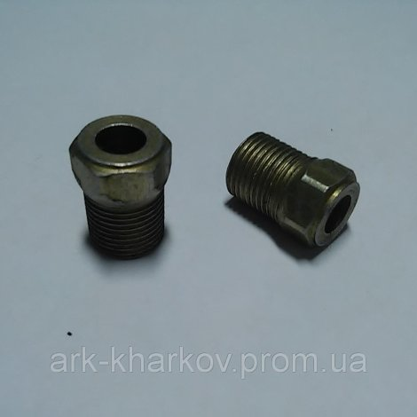 Болт-штуцер тормозной трубки  М12 х 1