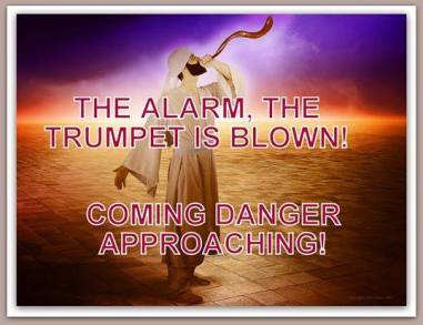 trumpet-is-blown
