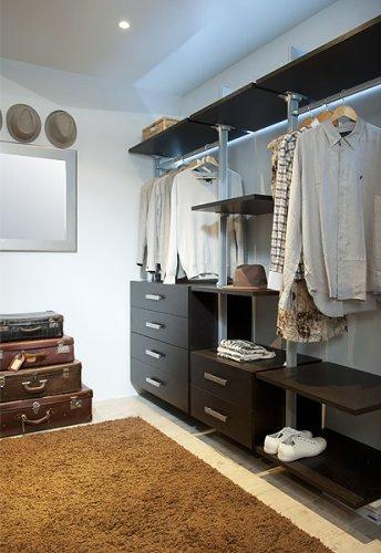 Dressing : conseils pour l'installation et l'aménagement