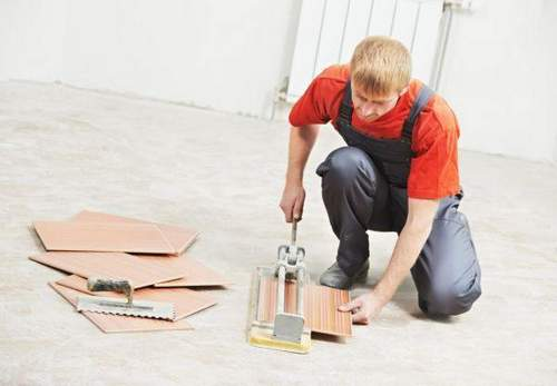 How to Cut Tiles If There Is No Tile Cutter