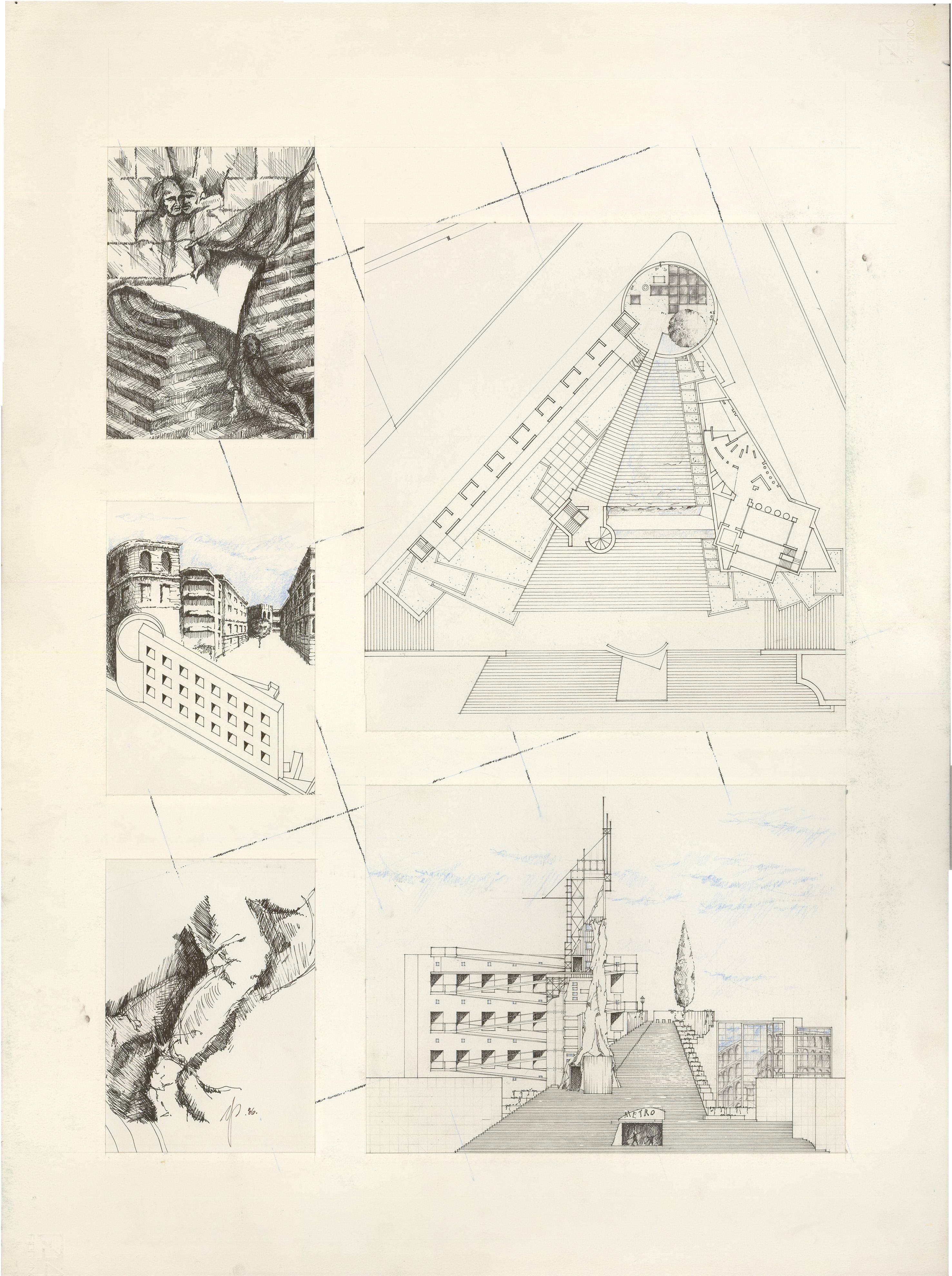 Y Cazabon_rome archive-6 DSA 1986