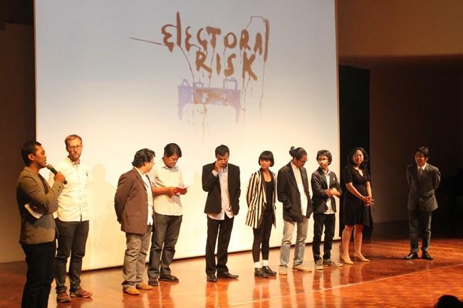 Juventius Sandy Setyawan (Juve)_ARKIPEL ©2014 Opening Night ARKIPEL Electoral Risk_26