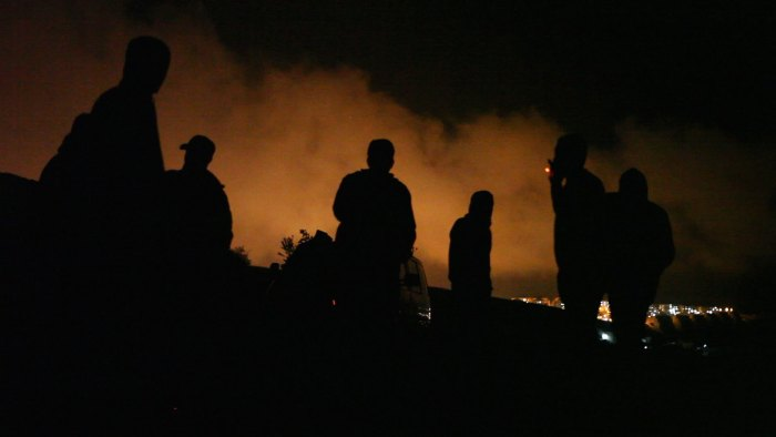 Mutasalilun / Infiltrators (Khaled Jarrar, Palestine/United Arab of Emirates/Lebanon, 2013)
