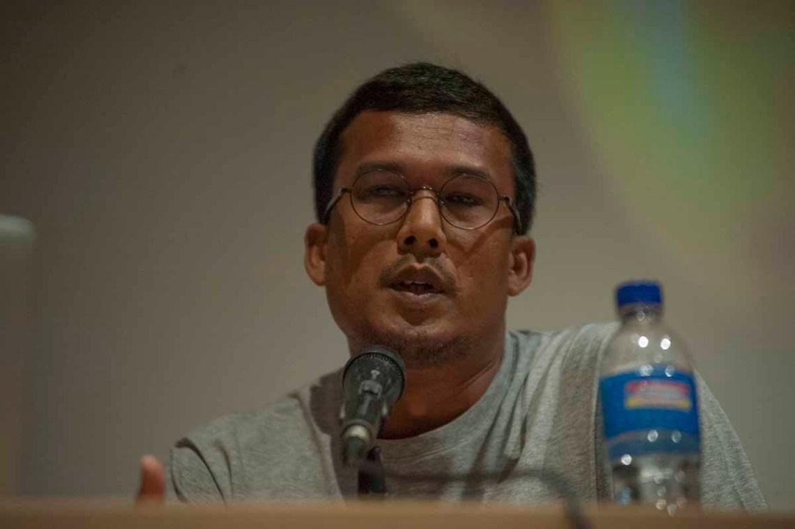 Salahuddin Siregar (sutradara Negeri di Bawah Kabut).