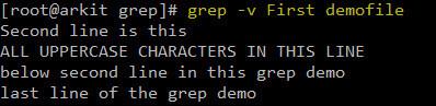 grep command