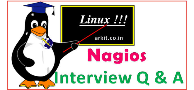 nagios interview questions and answers