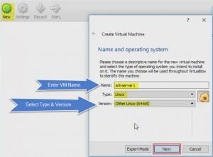 1-Creating VM