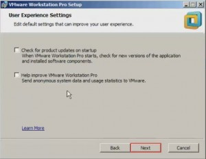 Setting up Linux Lab - Installing VMware workstation Software